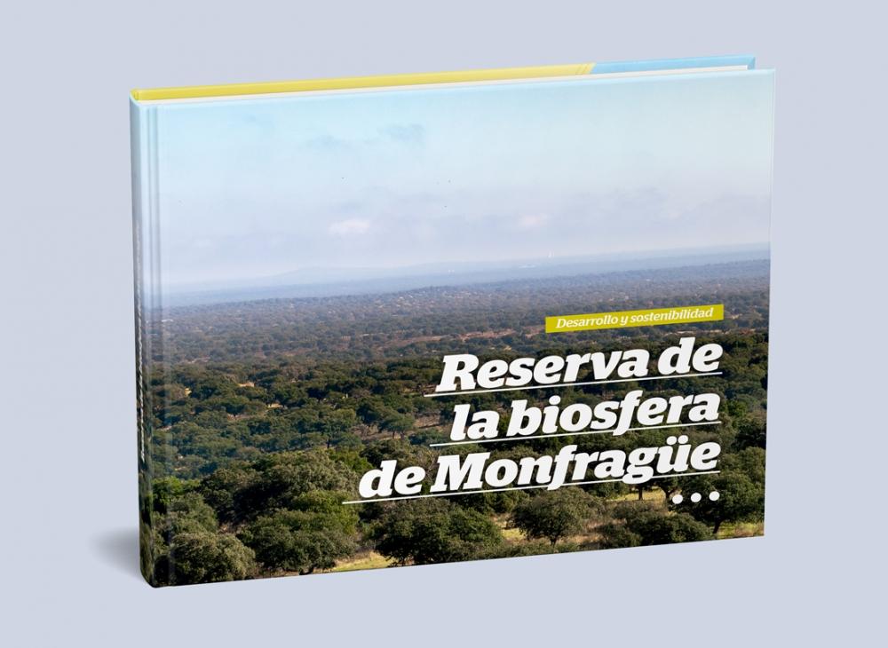 Libro Reserva de la biosfera de Monfragüe