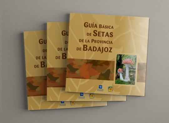 Guía de setas de la provincia de Badajoz